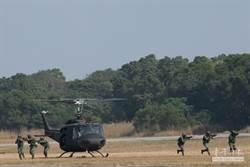 UH-1H今除役  我將贈史瓦帝尼友邦1架