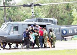 守護台海50年UH-1H直升機除役 黑鷹正式接班
