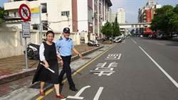 視障女考取公職 中市府加裝號誌蜂鳴器