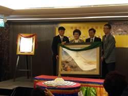 呂秀蓮宣布 推動博拿大第二座佛塔在台興建