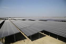 全台民營最大光電廠捐贈450萬給地方修路