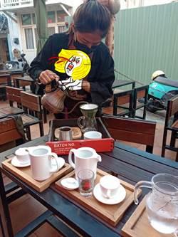 澎湖「奶香」手沖咖啡 老司機暴動:續杯續杯再續杯