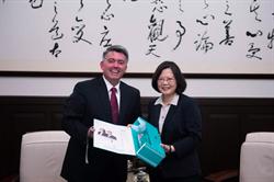美參院通過台北法案 外交部誠摯感謝