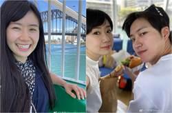 江宏傑「不解釋」出賣嬌妻素顏 福原愛真實膚況驚人