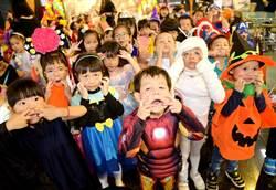 幼兒園學童到縣府搗蛋 可愛指數破表