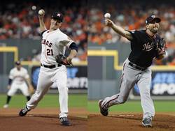 MLB》G7首次賽揚獎投手對決 葛倫基vs.薛爾瑟
