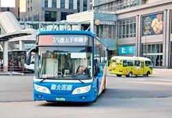 新北40公車 設智慧輔助系統