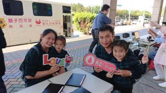 高鐵捐血活動11月開跑 送收納旅行袋