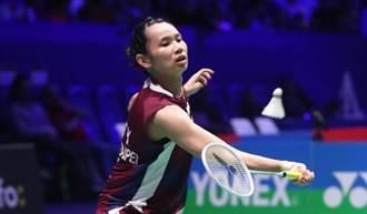 香港站挑戰女單最多冠 戴資穎再碰天才少女?