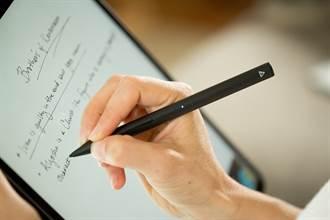 升級支援壓力感應 Adonit推出Note+ 專業版觸控筆