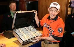 MLB》富商豪賭太空人奪冠 想贏6億踢鐵板