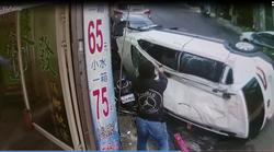 警遭毒犯追撞開三槍 嫌連撞汽車翻覆遭逮