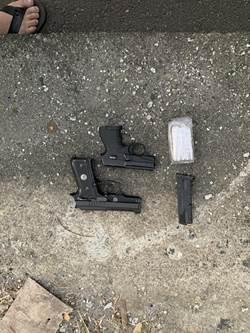 毒尪入獄6天妻找藥頭進閨房 警一箭雙雕取出2槍60彈
