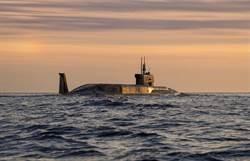 俄國最新核潛艦 發射最新彈道飛彈