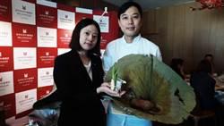 台北君悅名廚客座日月千禧 獻頂級法餐「玩味饗宴」