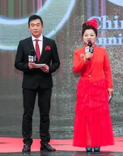 中視50週年台慶茶會 眾星回娘家