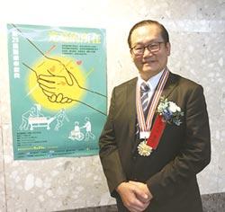 義大醫院 杜元坤 獲醫療奉獻獎