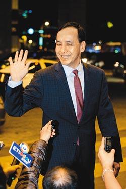逆轉勝重要關頭 人事到位 韓全國競總 朱立倫可望接主委
