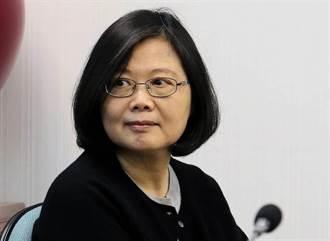 蔡競選官網 「論文真相」上線 林環牆揭疑點