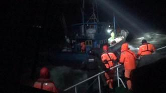 衝著「黃魚」越界捕撈   陸船罰款30萬元起跳