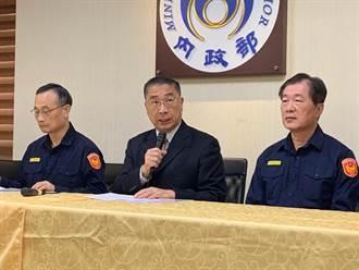 國賠案藍批影響警界士氣 徐國勇嗆:馬政府造成的