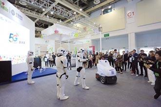 蘇州電博會打造首個5G環境