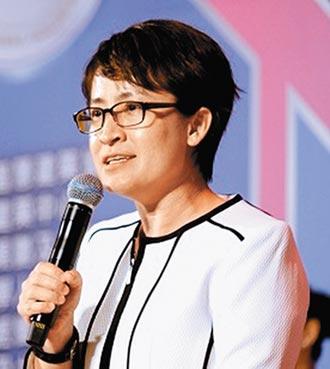 主任委員蕭美琴 滿足需求、顧及社會安全