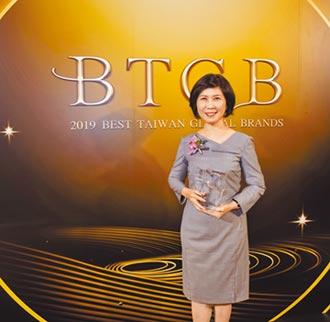 台達連續第九年 入選台灣20大國際品牌