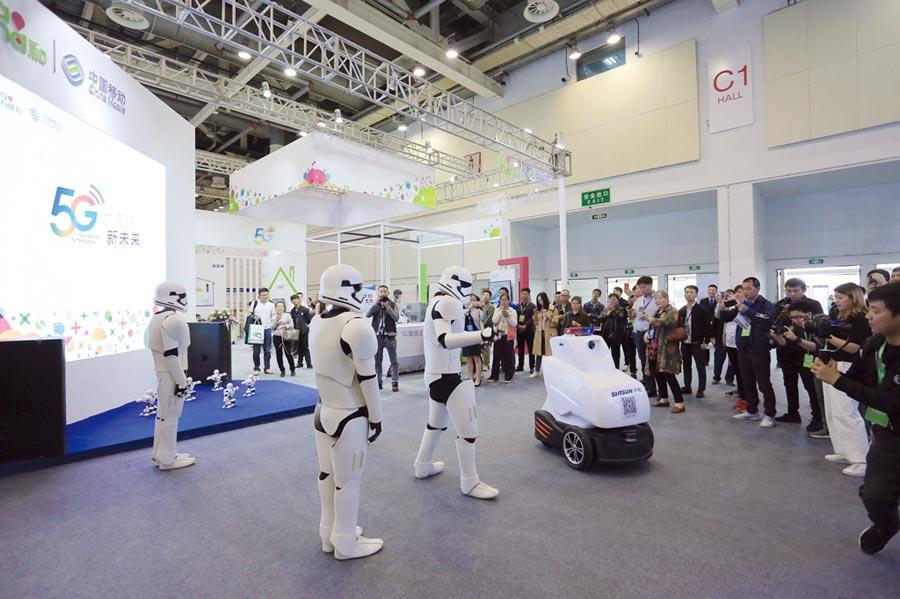 11月6日至8日將登場的蘇州電博會,以全球第一個5G環境首度實現展館內外5G覆蓋,並呈現最新5G應用與情景。圖/台北市電腦公會提供
