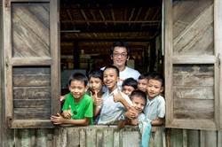 魏德聖赴緬甸化身老師 突發奇想這樣做!