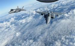 日F15J升級成超級攔截機 與F35混編成主流