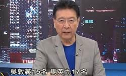 趙少康嗆:吳敦義不分區不敢這樣排 就是膽小鬼