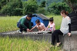 台東》張志強種米教球 守護部落土地