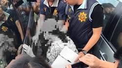 蘆洲6歲童疑遭虐死 外婆依「殺人罪」上銬移送