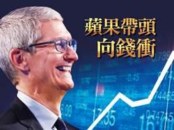 蘋果帶頭衝 台積電、鴻海領軍台股創新高?