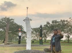原民藝術家用「山腳下的約定」掀台灣最美風景