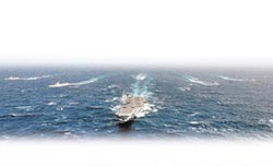 美上將:陸航母將部署印度洋