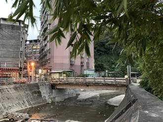觀音坑溪缺護欄 民代爭取改善