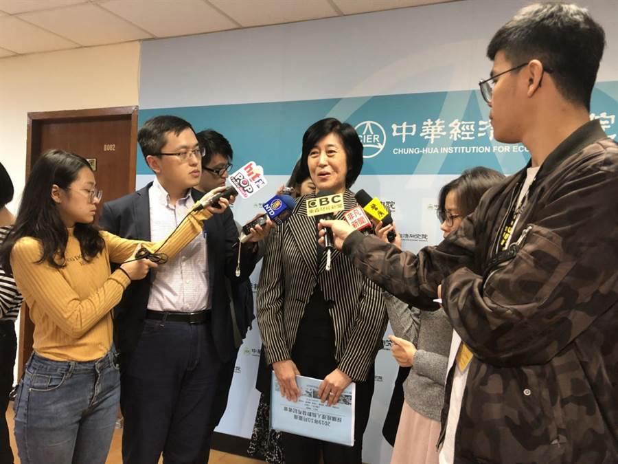 中經院院長陳思寬表示,食品與化學產業支撐了10月PMI,後續將觀察春節拉貨力度、歐美經貿局勢及原物料價格波動。