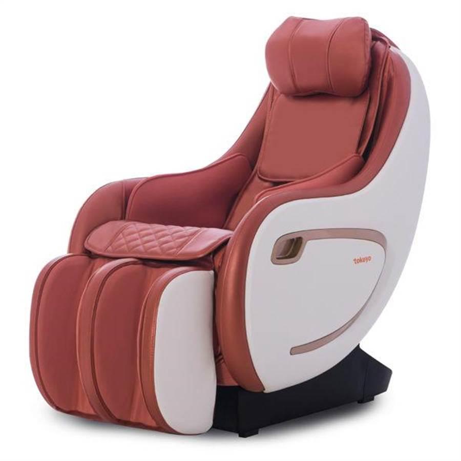 tokuyo mini+玩美椅Plus,107 x 59 x 101cm,3萬1900元。(全聯提供)