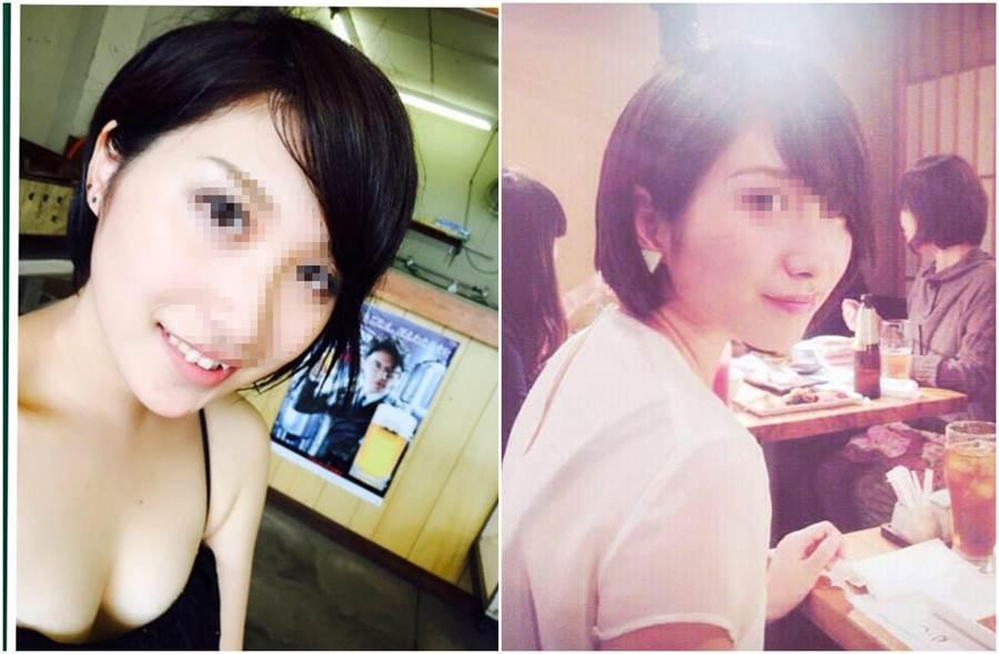 日本四國愛媛縣一名24歲大眼正妹自拍、自製「步兵片」上網販售遭逮,網友敲碗求「上車」。(取自Mori Yoshino臉書)