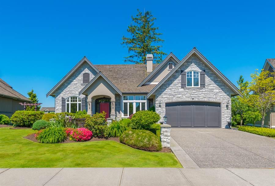 美國郊區的房價,會讓天龍人想哭。(達志影像/shutterstock提供)