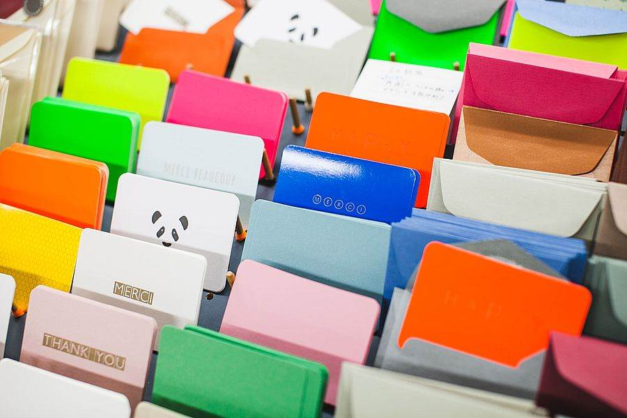 首次於台北舉辦的「紙博」是集結各式各樣紙物的日本紙品大博覽會。(圖取自活動官網)