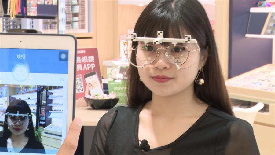 「寶島眼鏡」專研多焦眼鏡已有20年的豐富經驗。(圖/中時電子報攝)