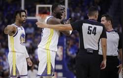 NBA》格林:勇士不會放棄季後賽