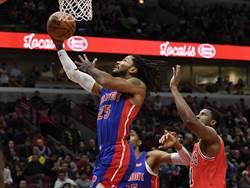 NBA》羅斯重返風城 公牛球迷喊MVP