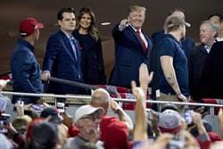 MLB》川普又被拒絕 國民終結者不去白宮