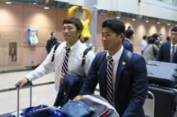 12強日本隊扺台 航警差點鬧國際笑話