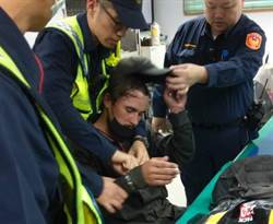 就是要登機 外籍男冒死攀起落架被逮