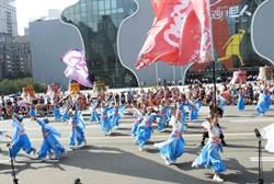 2019臺中國際舞蹈嘉年華 世界舞蹈團齊聚臺中盛大踩街同歡
